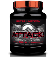Scitec Nutrition             ATTACK! 2,0                         720 g.