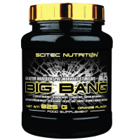 Scitec Nutrition             BIG  BANG                                 825 g.