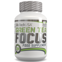 BioTech USA          Green Tea Focus               90 caps.