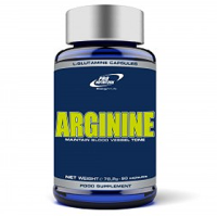 NEW! PRO NUTRITION ARGININE 90caps.