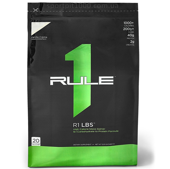 Rule One Proteins             R1 LBS                       5440 g./12  lb.
