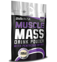 BioTech USA          Muscle Mass             4000 g.