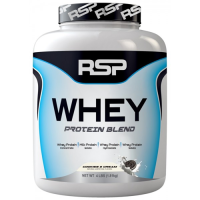 ​RSP Nutrition       WHEY Protein  Blend          1.81 kg./4 lb.
