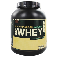 Optimum GoldStandard100%Whey Naturally Flavored 2.18 kg.