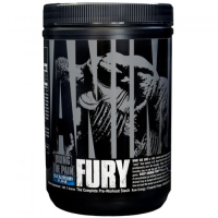 Universal  Nutrition               Animal Fury                        320,6 g.