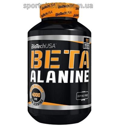 BioTech USA                   Beta  Alanine                90 caps.