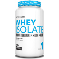NUTRICORE                Whey Isolate                 1  kg.