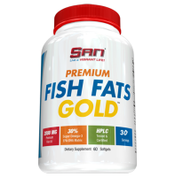 SAN            Rremium Fish Fats Gold                60 soft gels