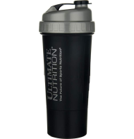 Ultimate Nutrition        Shaker logo Ultimate Nutrition 2 comp.