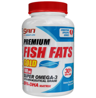 SAN                    Rremium Fish Fats Gold                120 soft gels
