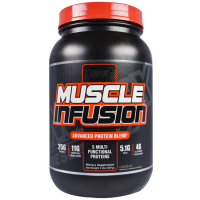 Nutrex MUSCLE INFUSION 907 g./ 2 lb.