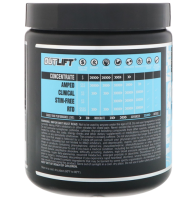 Nutrex OUTLIFT® CONCENTRATE186 g./6,6 oz.