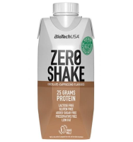 BioTech USA                      ZERO SHAKE                      330 ml.