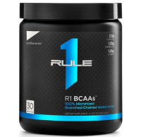 Rule 1 Proteins         R1 BCAAs                                         158 g.