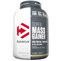 Dymatize                   Super Mass Gainer           2.7 kg./6 lb.