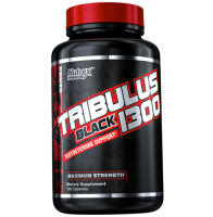 ​Nutrex         TRIBULUS  BLACK  1300                          120 caps.