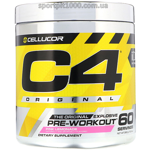 CELLUCOR         C4 original                              390 g./13,8 oz.