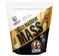 SWEDISH Supplements      MASSIVE MASS                      3,5 kg.