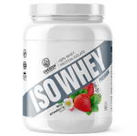 SWEDISH Supplements   ISO WHEY Premium®     920 g. /2,02 lb.