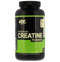 Optimum Nutrition   Micronized CREATINE Powder 300 g./10,6 oz.