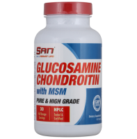 SAN           Glucosamine  Chondroitin with MSM          90 tab.