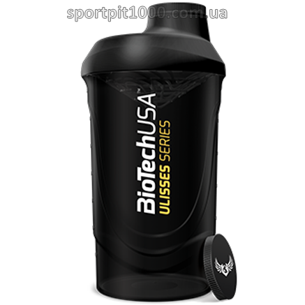 BioTech USA     Shaker Wave UlissesSeries        600 ml./black