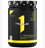 Rule 1              R1  TRAIN ™BCAAs               378 g./13,3 oz.