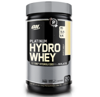 Optimum Nutrition     PLATINUM HYDROWHEY®  0,795 g./1,75 lb.