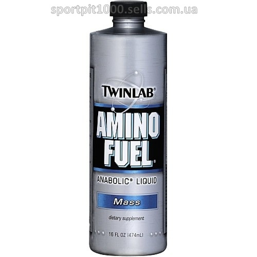 Twinlab      Amino Fuel Liquid    474 ml.