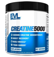 EVL                               CREATINE5000                  300 g./10,58 oz.