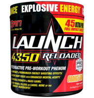 SAN          LAUNCH® 4350 Reloaded                   280 g./9,8 oz.
