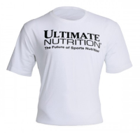 Футболка с логотипом Ultimate Nutrition