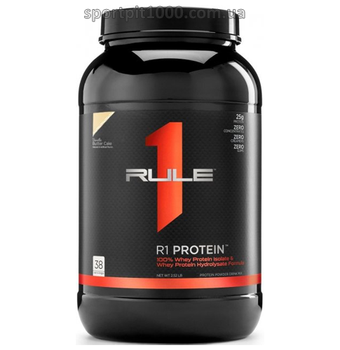 Rule1           R1 PROTEIN                           1156 g./ 2,55 lb.