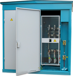 Complete transformer substations (CTP)