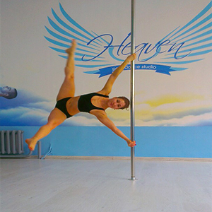 pole dance studio Heaven