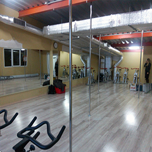 sport club Mega gym