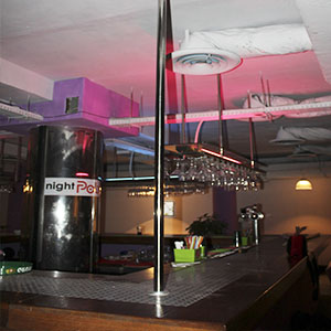 pole in the club