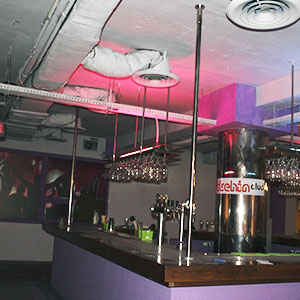 fun nightclub  poles