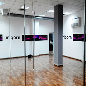 dance studio uniqorn