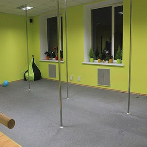 hall for pole dance