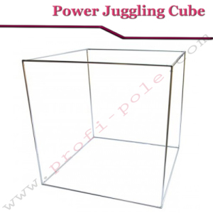 Power juggling cube